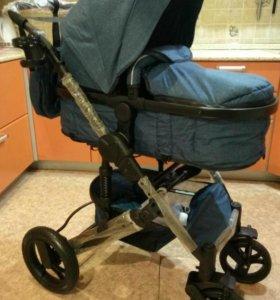 Новая недорогая коляска-трансформер