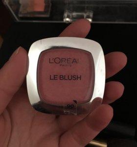 Румяна Le blush L'Oréal лореаль