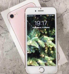 Iphone 7 128gb rose gold Ростест