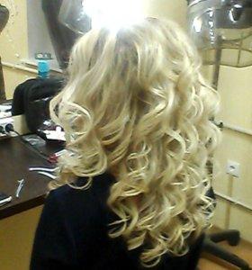 Прически, укладки, плетения кос