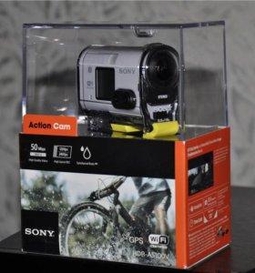 Sony HDR-AS100V (новая)