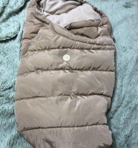 Конверт-одеяло happy baby