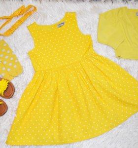 Комплект с платьем NEXT