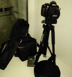 Nikon D3100 + Оборудование