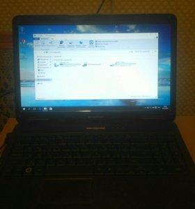 Ноутбук Acer emachines e525