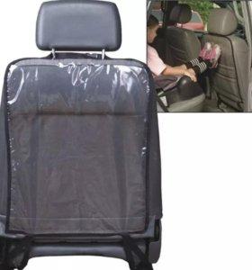 Защитный чехол на автомобильное сиденье, новый