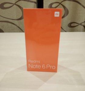 Xiaomi redmi Note 6 pro 4/64 Black