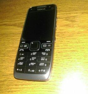 Nokia E52 3G WiFi GPS модуль
