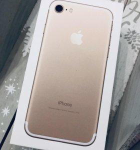 iPhone 7, 32 gb gold