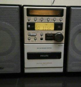 Микросистема philips mc-220/22