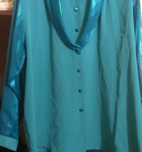 Блузка 52-54