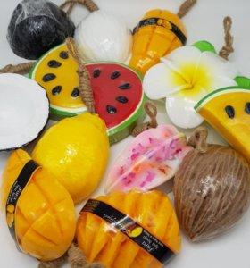 Душистое мыло ручной работы. Tailand