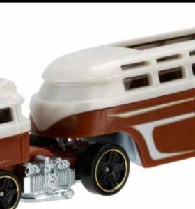 Базовый трейлер Hot Wheels, Speed Blaster  отMatt