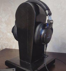 HI-FI Наушники Audio-Tehnica ATH-MSR7BK