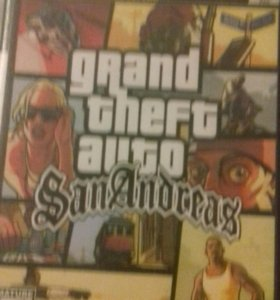 Gta SanAndreas на playstation 2