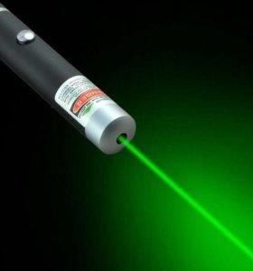 Лазерная указка Lazer Pointer зеленого цвета