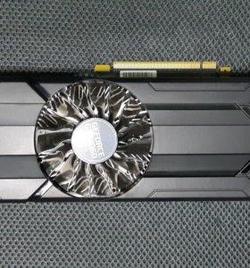 Видеокарта GeForce GTX 1060, 192bit, 3Gb