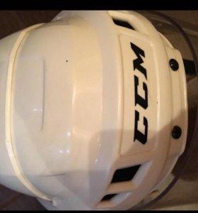 Шлем с визиром новый