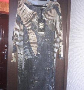 Платье туника новое