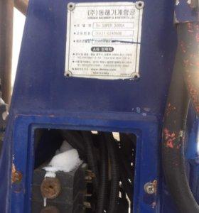 Манипулятор с буром DH SUPER 3000A