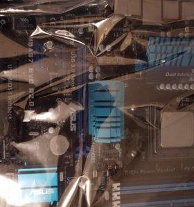 Материнская плата сопроцессором AMD Fx-6300
