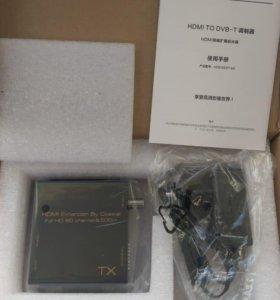 ТВ модулятор HDMI в DVB-T сигнала