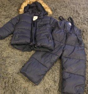 Зимний комплект Moncler 98 размер