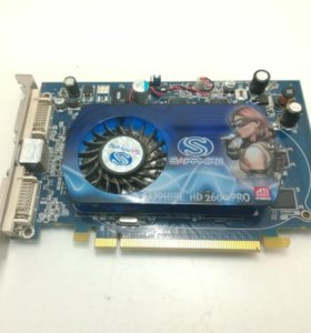Видеокарта Sapphire HD2600 Pro