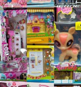 Детские игрушки!подарки на новый год!