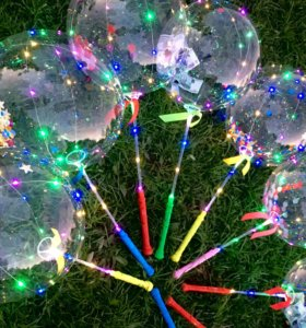 Светящиеся шары  Бобо светодиодные Bobo-LED шары