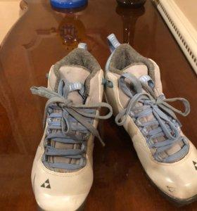 Ботинки Фишер Р39 ( для мальчиков и девочек)