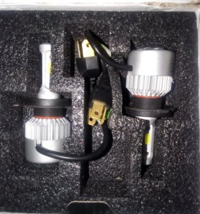 Лампочки Led H4