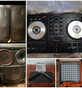 Прокат музыкального оборудования