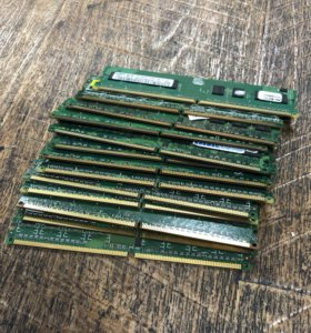 ОЗУ для компьютера DDR2 1GB 30 шт