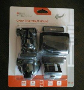 Автомобильный держатель для смартфона и планшета 7