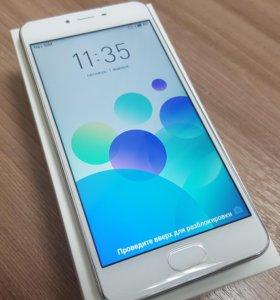 Смартфон Meizu M3s 16Gb отличное состояние