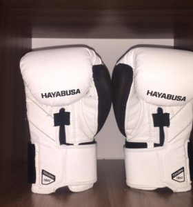 Hayabysa T3 White 16oz перчатки