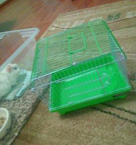 Клетка для крыс хомаков