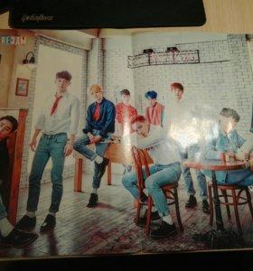 Плакат exo/red velvet