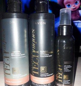 Наборы для волос от Эйвон