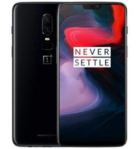 Новый Oneplus 6 8/128gb зеркальный черный