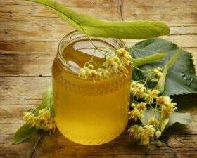 Мёд липовый,цветочный