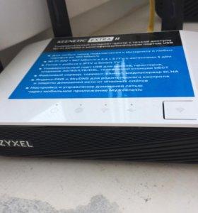 Wi-Fi роутер Zyxel Keenetic 2