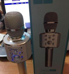 Микрофон hoco bk3