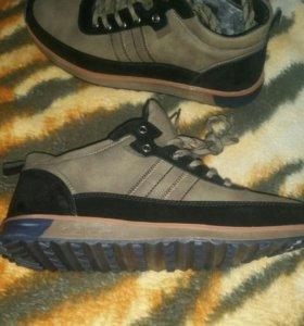 Ботинки мужские новые. Размер 42-44