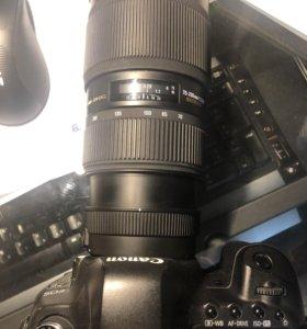 Sigma 70-200mm 1:2.8 EX HSM