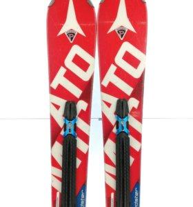 Горные лыжи Atomic D2 Sl 153см