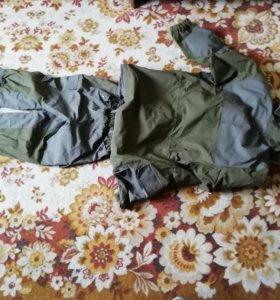 Новый костюм горка46 размер для рыбалки