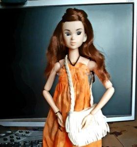 Кукла коллекционная Momoko ethnik flower