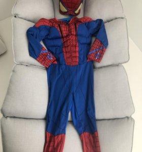 SpiderMan костюм карнавальный